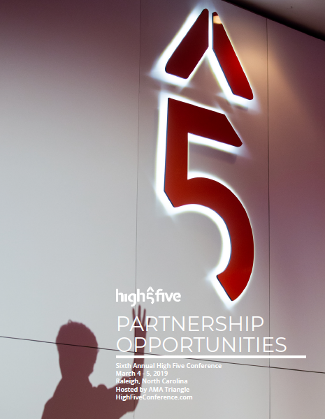 High Five Partnership Opportunities